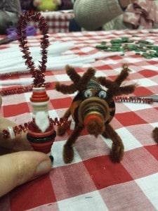 Christmas Crafts at the Handmade Christmas Fair 2015