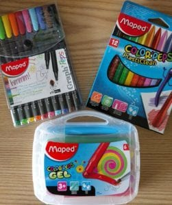 Maped Helix Pens for National Stationery Week