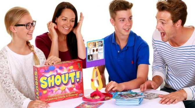 Fun and Giggles with Shout! Review & Competition