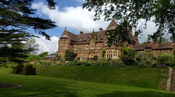 Our Day at Knightshayes