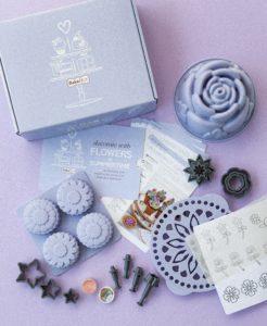 Flower Power Bake Box