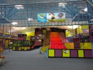 Amazing indoor play at The Milky Way