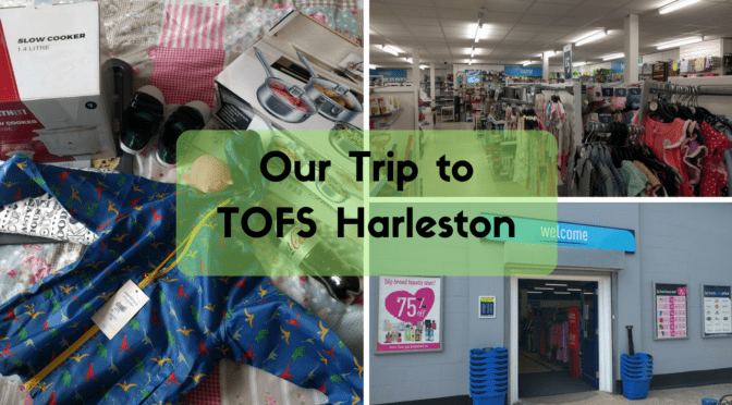 Our Trip to TOFS Harleston