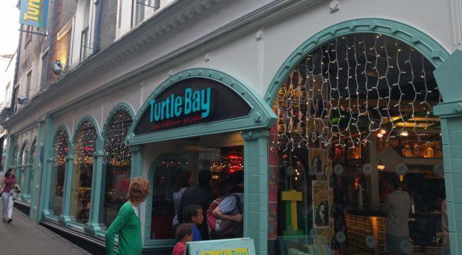A New Menu at Turtle Bay