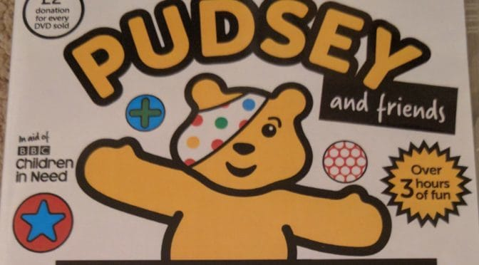 Pudsey and Friends DVD Review