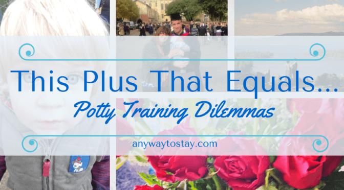 Potty Training Dilemmas