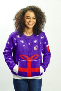 Cadbury Knit Jumper (non-chocolate)