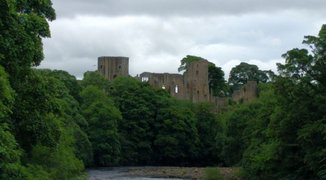 Our Visit to Barnard Castle