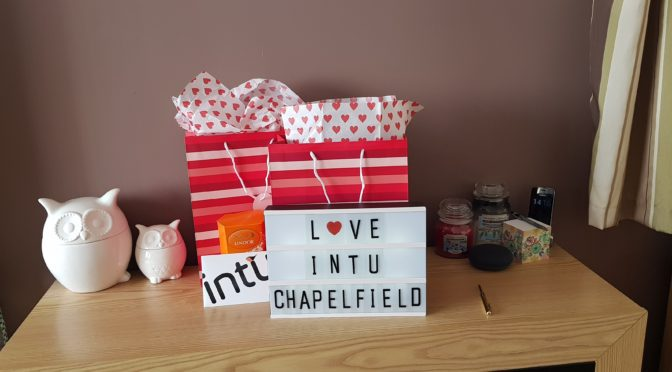 Valentine's Gifts from intu Chapelfield