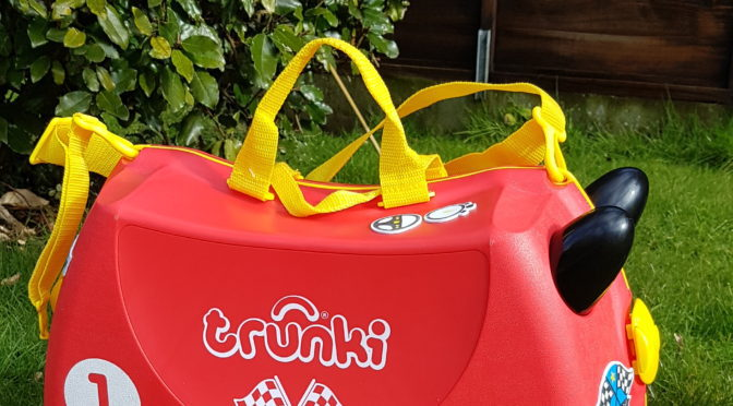 Travelling with Trunki and chance to win
