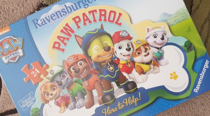 Paw Patrol Puzzle from Ravensburger