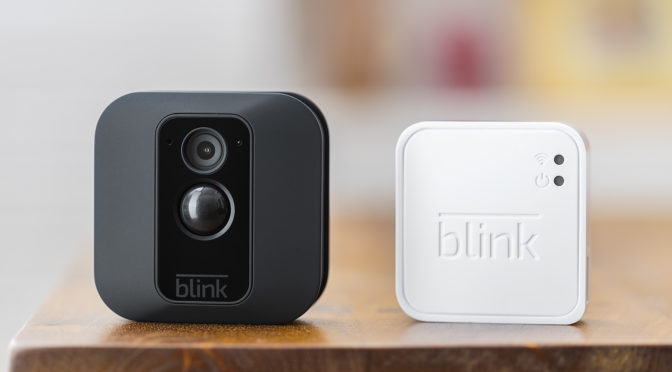 Blink XT Outdoor Security Cameras – Review & Giveaway