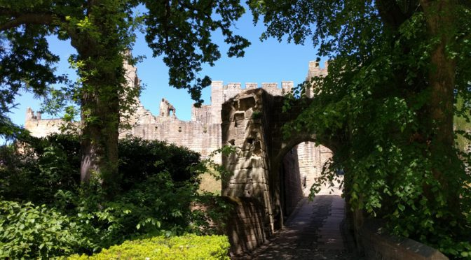 Our Visit to Prudhoe Castle