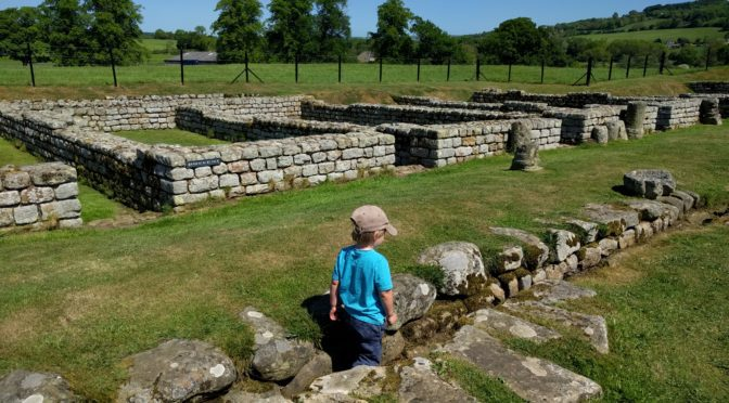 Our Visit to Chesters Roman Fort & Museum