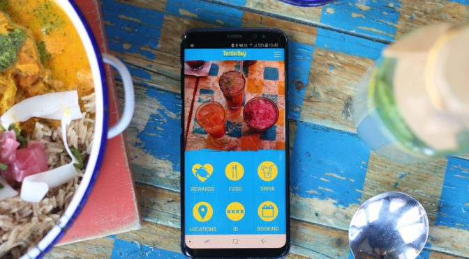 THE BRAND-NEW TURTLE BAY LOYALTY APP