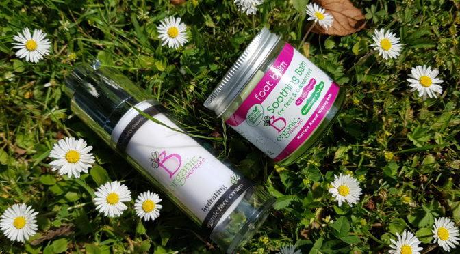 B Organic Skincare – Review