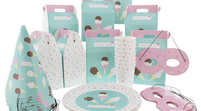 Win a Party Pack and Poster from Personalised Parties