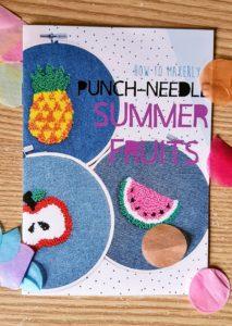 Makerly July 2018 Punch Needle