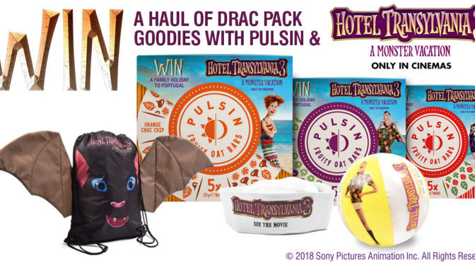WIN A MONSTER BEACH BUNDLE FROM PULSIN KIDS