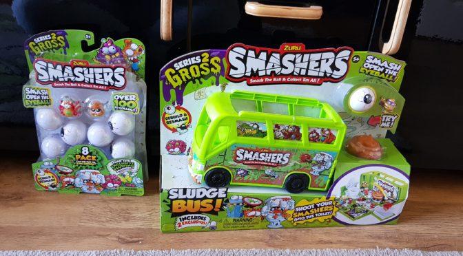 Zuru Smashers Season 2 – Review