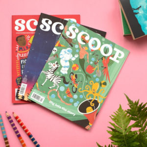 Christmas Gifts 2018 Scoop mag