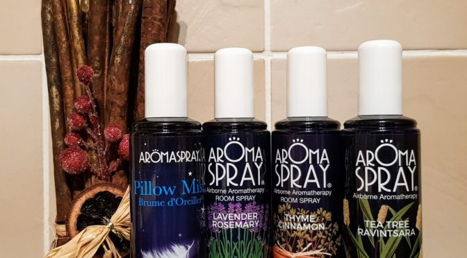 AromaSpray – Review