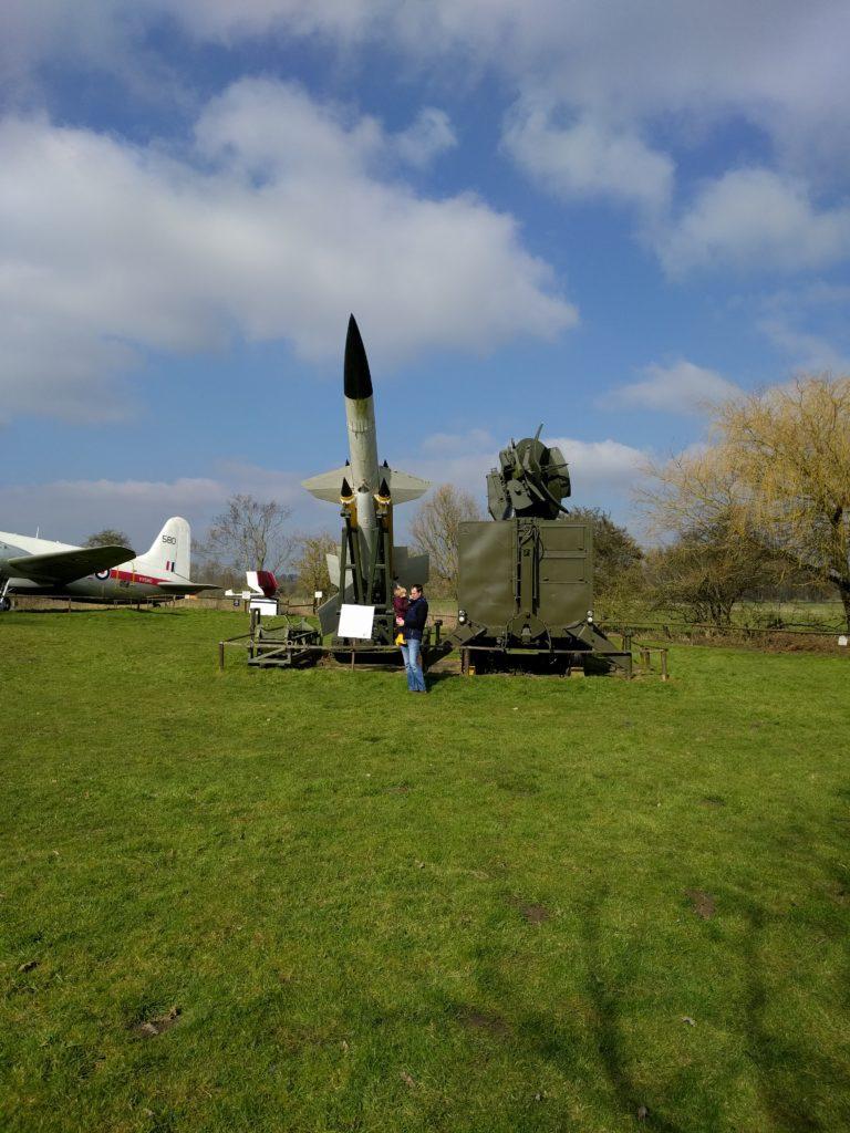 Norfolk & Suffolk Aviation Museum