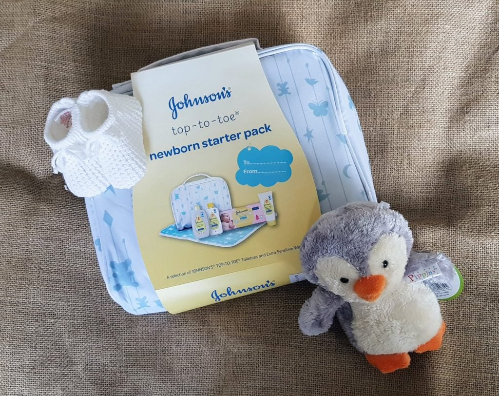 Useful baby gifts - johnson's